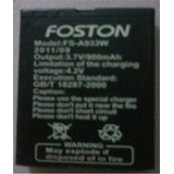 Bateria Celular Foston Mod Fs-a933w Seminova