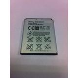 Bateria Bst-33 P/sony Ericsson W880i Z250i Z320i (original)