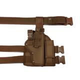 Cinturon De Combate Mas Funda De Pistola