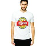 Camiseta Engenharia Química Brahma