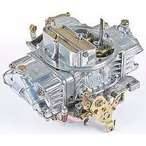 Carburador 4 Bbl 750cfm Aspirador Manual Vacío Secundario