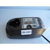 Carregador De Bateria Makita Bivolt Dc10wb 10,8v 12v Bl1014