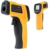 Termômetro Digital Infravermelho Mira Laser -50ºc A 380ºc