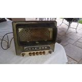 Radio Carro Antigo Anos 30/40 Relíquia Peça Raro Achar Outr