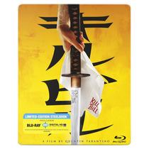 Kill Bill Vol 1 Uno Steelbook Tarantino Pelicula Blu-ray