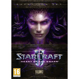 Starcraft 2 Heart Of The Swarm -físico Pc
