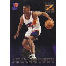 1996-97 Skybox Z-force Zensations Kevin Johnson Suns