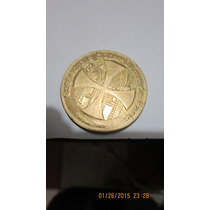 Medalla De La Catedral De Notre-dame De Paris 2007