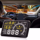 Hud Obd2 - Pantalla Virtual - Head-up Display 5 Pulgadas