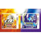 Nuevo Pokemon Sol Pokemon Luna Sun Moon 3ds