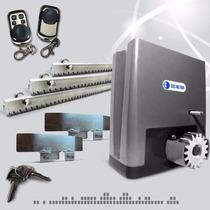 Kit Automatizacion De Porton Automatico Electrico 800 Kg