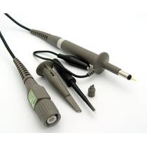 100mhz Osciloscopio De Alta Tensión Clip Passive Probe, X10
