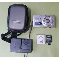Camara Digital Sony Dsc - W320 14 Mpx + Memoria 16gb