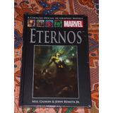 Eternos - Coleção Graphic Novels Marvel - Salvat