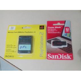 Pen Drive 32gb Sandisk Com 15 Brindes E Mc Com Sist. Pronto