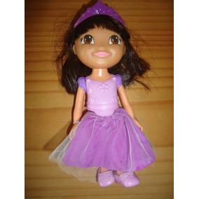 Dora La Exploradora Princesa, Muñeca Ficher Price