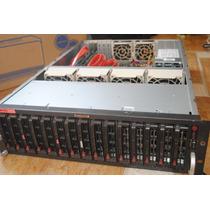 Servidor Supermicro X7db8 Sata Intel Xeon