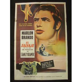Afiches De Cine Antiguos Con Marlon Brando