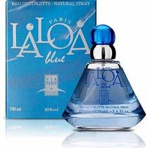 Laloa Blue Fem Via Paris Edt 100ml