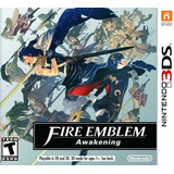 Fire Emblem: Awakening - 3ds [digital Code]