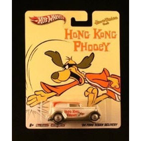 34 Ford Sedan Entrega * Hong Kong Phooey * Hanna-barbera Pre