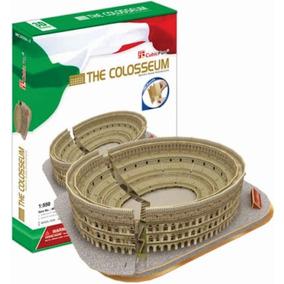 Cubicfun Rompecabezas 3d Coliseo Romano 131 Pz Mc055h