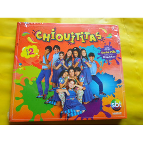Cd Chiquititas Vol. 2 / Sbt Music / Novo