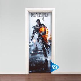 Adesivo 123 De Porta Skin Ps3 Xbox Battlefield R08