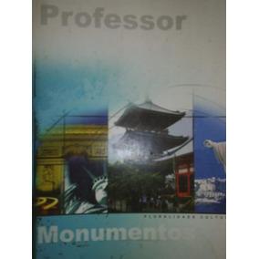 Professor Monumentos 1ª Série Ensino Médio Volume 2 - Língua