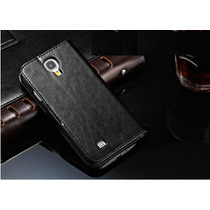 Funda Cartera Piel Samsung Galaxy S4 I9500 Envió Gratis!!