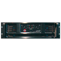Amplificador De Potencia Sts Sx4.8 / 3u Rack / 1000w 8 Ohm