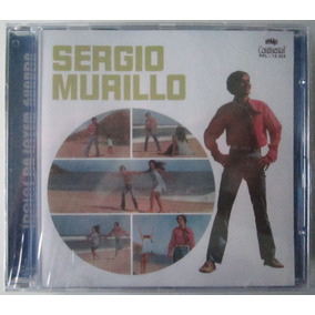 Cd Sergio Murillo 1969 Lacrado