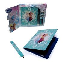 Funda Tablet Disney Frozen 7 A 10p App Diario Secreto