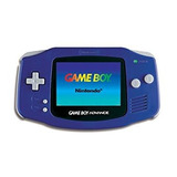 Nintendo Game Boy Advance - Indigo