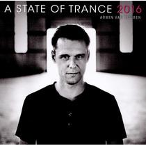 Armin Van Buuren A State Of Trance 2016 2 Cd Nuevos Import