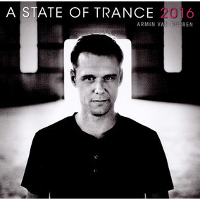 Armin Van Buuren A State Of Trance 2016 2 Cd Nuevos Import