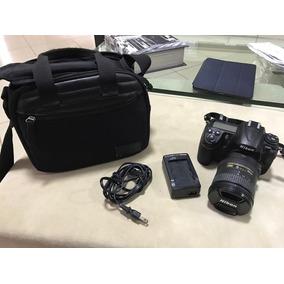 Nikon D300s Com Lentes Nikkor 18/200
