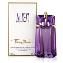 Perfume Alien Fem 60 Ml Edp *t. Mugler* 100%original Kiss