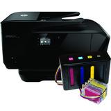 Multifuncional Hp Officejet Tabloide 7510 Sistema De Tinta