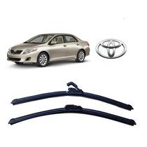 Par Palheta Limpador Parabrisa Dianteiro Toyota Corolla 2009