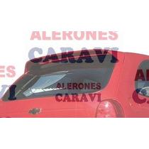 Chevy C3 Aleron De Cajuela Super Deportivo Y Fino