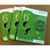 Libro Ciencias Naturales 6 Proyecto Bicentenario Santillana