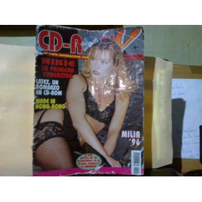 Revista Erotica Cd Rom Express Vintage