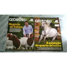 *jl 2 Revistas Globo Rural Março E Junho 2011*