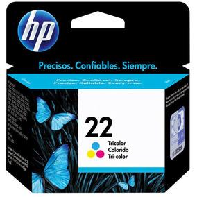 Cartucho Hp 22 Color C9352a Original