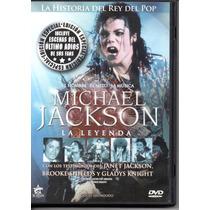 Michael Jackson/ La Historia Del Rey Del Pop La Leyenda Dvd