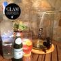 Dispensador De Bebida Glam 9 Lts Eventos, Fiesta, Reunión.
