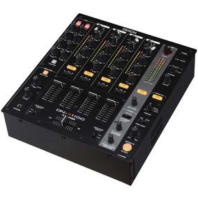 Mixer Denon Dj Dnx1100 4 Canales Dj Consolas Mezcladoras
