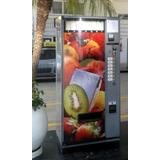 Maquina De Bebidas - Vending Machine - Completa (automatica)