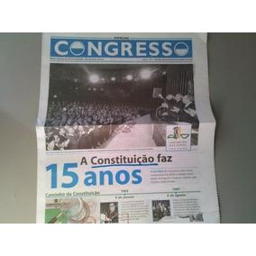 Jornal Especial Congresso Constituição 15 Anos.